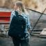 Filson Bandera Backpack Black lifestyle