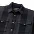 Filson Beartooth Camp Jacket Black/Gray Heather detail frontpocket