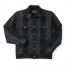 Filson Beartooth Camp Jacket Black/Gray Heather front
