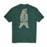 Filson Buckshot T-Shirt Forest Green Heather back