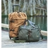 Filson Ballistic Nylon Dryden 2-Wheel Rolling Carry-On Bag and Briefcase