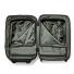 Filson Ballistic Nylon Dryden 2-Wheel Rolling Carry-On Bag 20047728-Otter Green inside