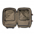 Filson Dryden 2-Wheel Rolling Carry-On Bag Dark Shrub Camo inside open