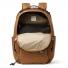 Filson Dryden Backpack 20152980 Whiskey front inside