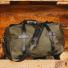 Filson Rugged Twill Duffle Small 11070220 Otter Green on wood
