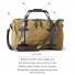 Filson Duffle Medium 11070325 Tan Explainted