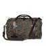 Filson Waxed Rugged Twill Duffle Bag Medium 20226934-Dark Wax Shrub Camo front