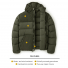 Filson Featherweight Down Jacket Otter Green features