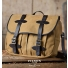 Filson Field Bag Medium Tan Lifestyle