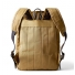 Filson Journeyman Backpack 11070307 Tan achterkant