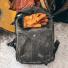 Filson Original Lined Goatskin Gloves 11062022-Tan, with Journeyman Backpack