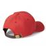 Filson Logger Cap Cardinal Red back