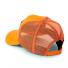 Filson Logger Mesh Cap 1130237-Blaze Orange back-side