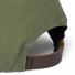Filson Logger Cap 20204521-Army Green/Kenai strap detail