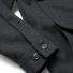 Filson Mackinaw Cruiser Dark Charcoal sleeve detail