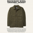 Filson Mackinaw Cruiser Jacket Forest Green-patented-in-1914