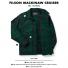 Filson Mackinaw Cruiser Jacket Green Black features