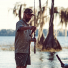 Filson Mesh Logger Cap 20157134 Brown fishing