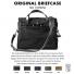 Filson Original Briefcase 11070256 Black colorswatch and description