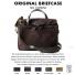 Filson Original Briefcase 11070256 Brown colorswatch and description