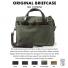 Filson Original Briefcase 11070256 Otter Green color-swatch and description