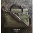 Filson Original Briefcase Otter Green Lifestyle