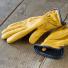 Filson Original Lined Goatskin Gloves 11062022-Tan, on-the-table