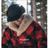 Filson Lined Wool Packer Coat Red/Black 2019/2020 lifestyle