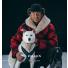 Filson Lined Wool Packer Coat Red/Green/Dark Brown 2020/2021 lifestyle