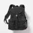 Filson Ripstop Nylon Backpack 20115929-Black front