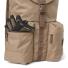 Filson Ripstop Nylon Backpack 20115929-Field-Tan-frontpocket