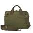 Filson Ripstop Nylon Compact Briefcase 20203678-Surplus Green back