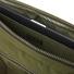 Filson Ripstop Nylon Compact Briefcase 20203678-Surplus Green inside laptop
