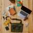 Filson Ripstop Nylon Compact Briefcase 20203678-unpacked