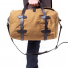 Filson Rugged Twill Duffle Small 11070220 Tan hand carrying