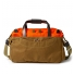 Filson Heritage Sportsman Bag 11070073 Orange/Tan achterkant