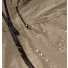 Filson Swiftwater Rainshell Jacket Rugged Tan detail with raindrops