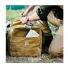 Filson Tin Cloth Medium Duffle Bag 11070015 Tan - Lifestyle