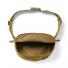 Filson Tin Cloth Waist Pack 20172143-Dark Tan inside