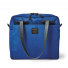 Filson Tote Bag With Zipper Flag Blue