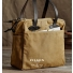 Filson Tote Bag With Zipper 11070261 Tan Lifestyle