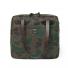 Filson Tote Bag With Zipper Dark Wax Shrub Camo back