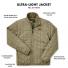 Filson Ultra Light Jacket Olive Branch Explanation