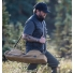 Filson Ultra Light Vest Raven lifestyle