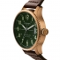 Filson Mackinaw Field Watch Green Side view