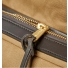 Filson Original Briefcase 11070256 Tan detail zipper
