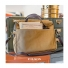 Filson Original Briefcase Tan - Lifestyle