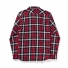 Filson Scout Shirt 20049628-Red/Black/White back