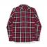 Filson Scout Shirt 20049628-Red/Black/White back