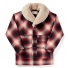 Filson Wool Packer Coat Red/Cream